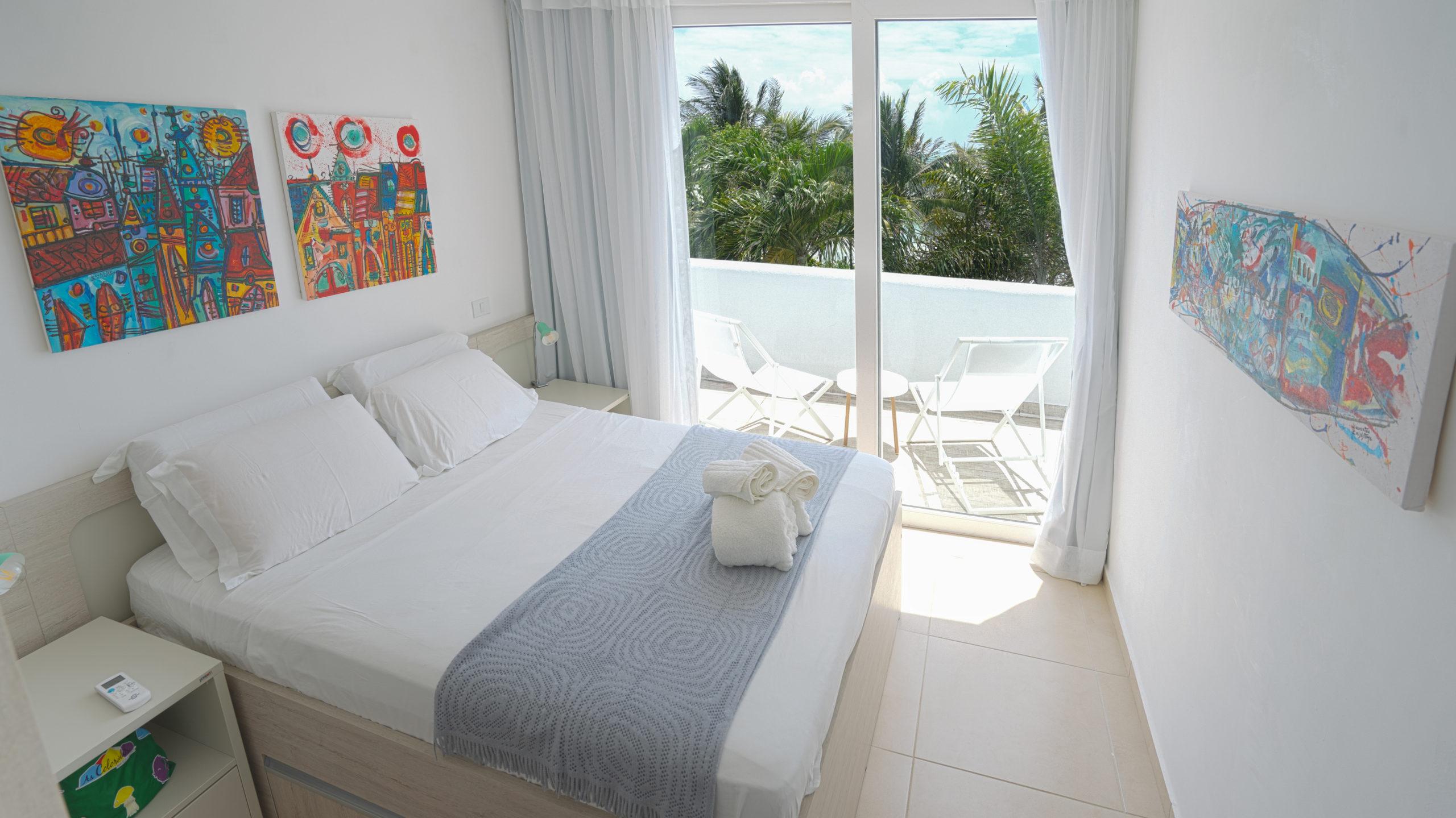 double room 205