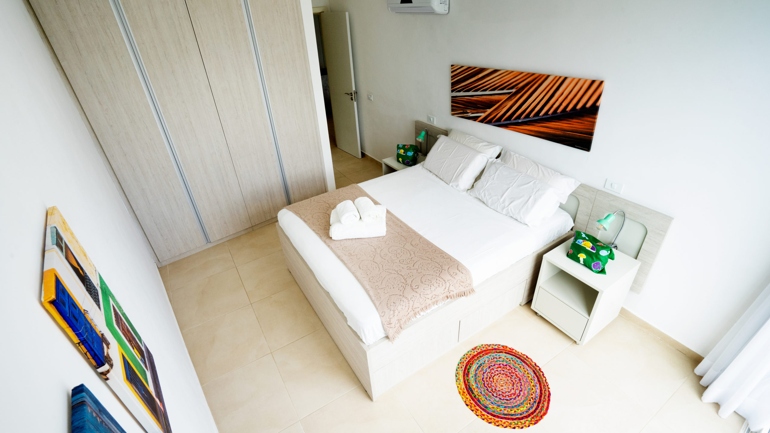 double room 203
