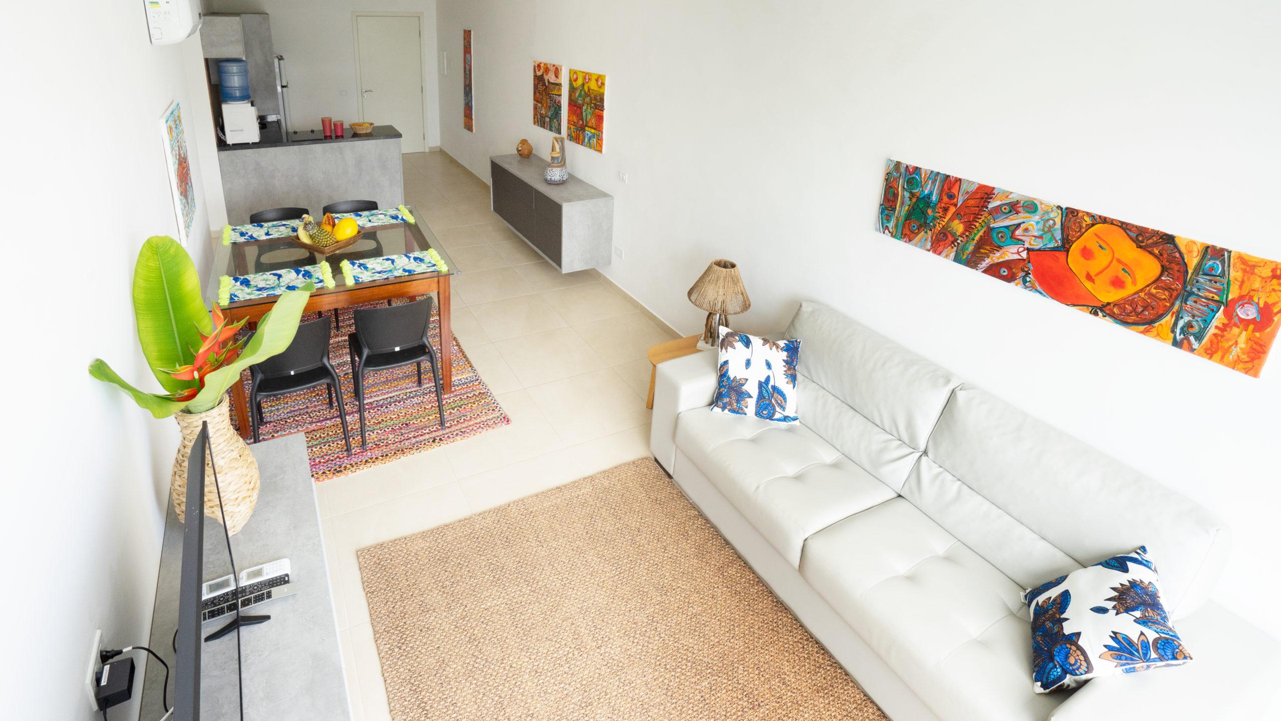 living room 203